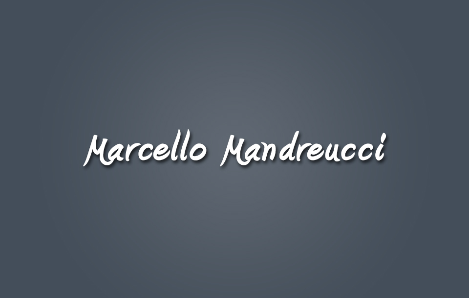 Logo Marcello Mandreucci