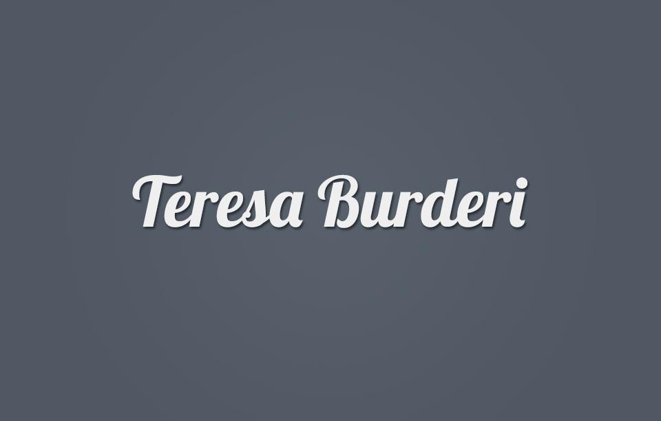 Teresa Burderi