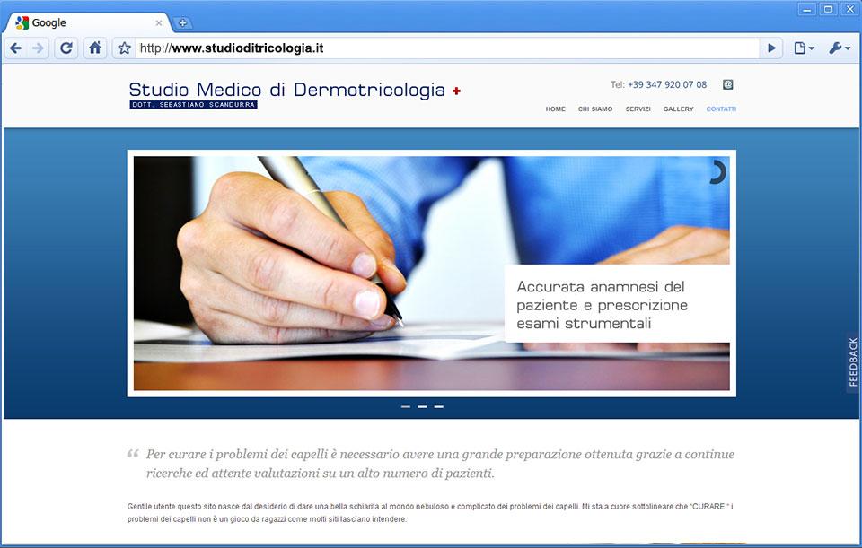 Studio di Tricologia - Dott. Scandurra