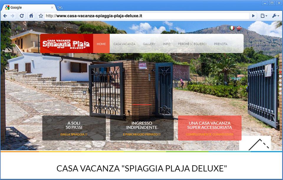 Casa Vacanze Spiaggia Palja Deluxe